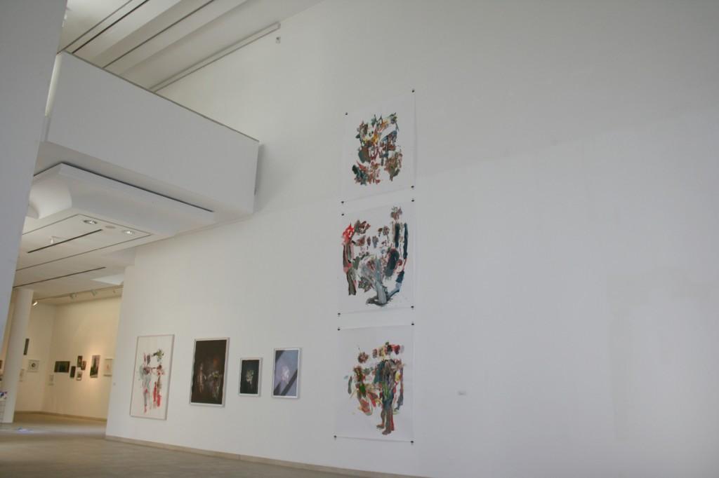 Ausstellungsbeteiligung 61. Bergische Kunstausstellung, Solingen, 2007